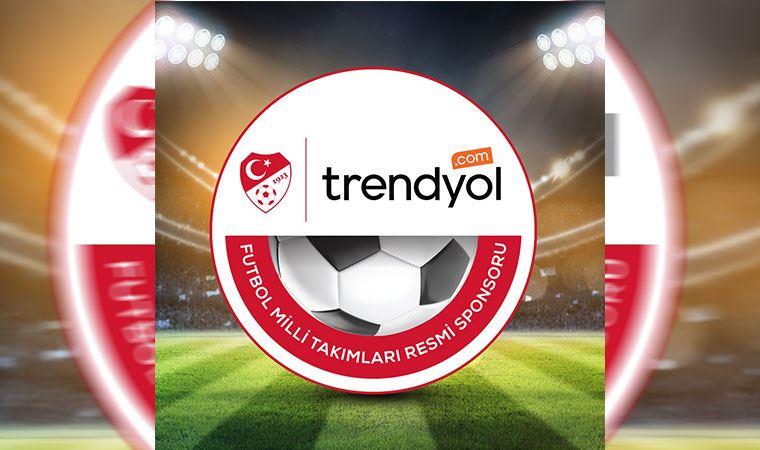 Trendyol, Futbol Milli Takımları resmi sponsoru oldu