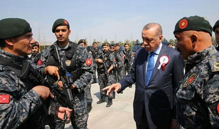 Erdoğan'ın koruma ordusuna ilk 4 ayda 100 milyon TL harcandı