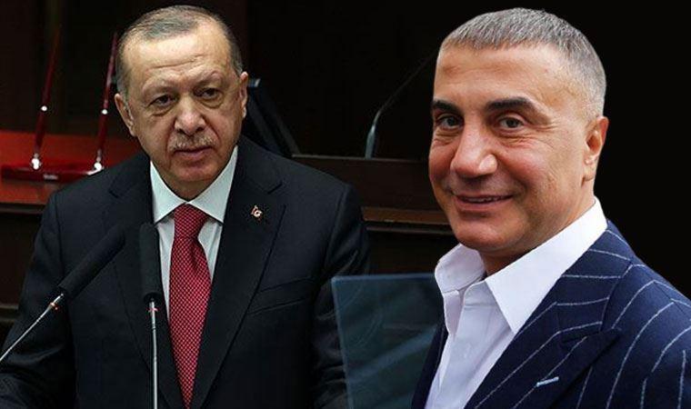 Soylu ve Peker ile ilgili soru soran vekile Erdoğan'dan hatırlatma