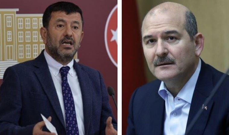Ağbaba'dan Soylu'ya: Avrupa'da uyuşturucu kalmadı, çünkü hepsi Türkiye'de