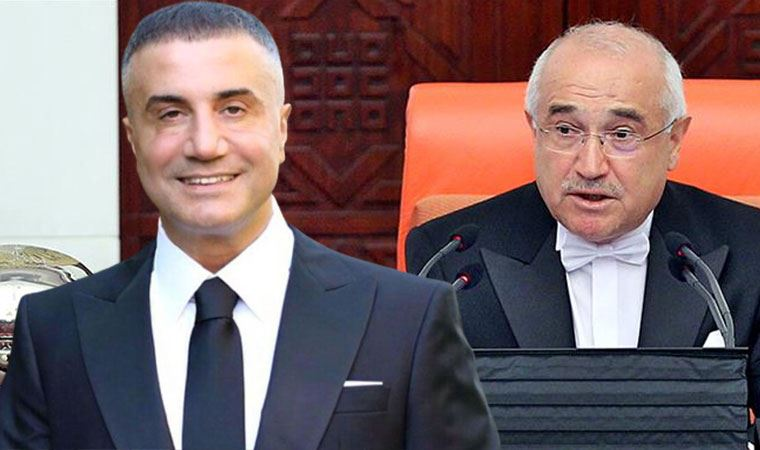 Yandaş Yeni Akit'ten AKP'li Cemil Çiçek'e sert 'Peker' tepkisi