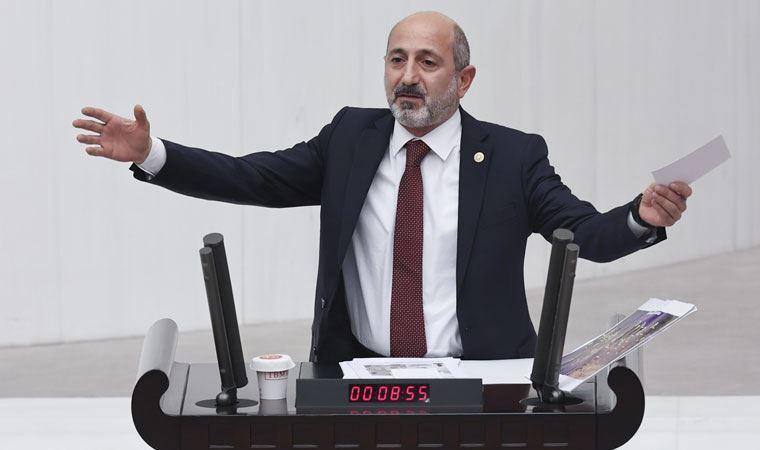 CHP'li Öztunç'tan Erdoğan'a sert cevap: Millet aç, nankör arıyorsan aynaya bak