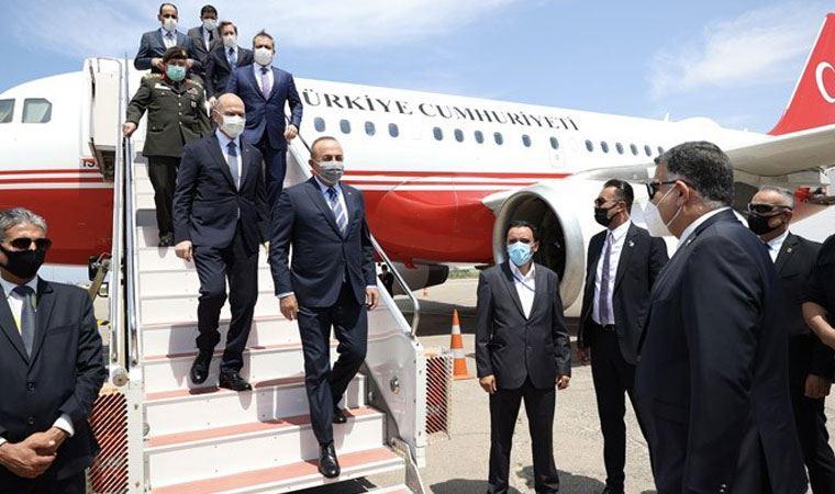Üst düzey ziyaret! NATO Zirvesi öncesi Türk heyeti Libya'da