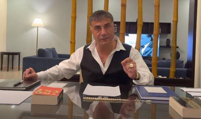 Sedat Peker 'Dubaili yetkililer ile görüşüyor' iddiası