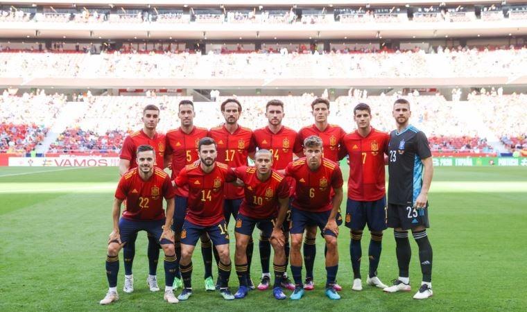 İspanya tekrar zirveye çıkma peşinde!