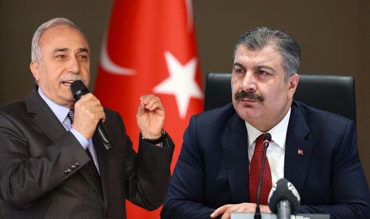 AKP'li vekil Bakan Koca'dan şikayetçi