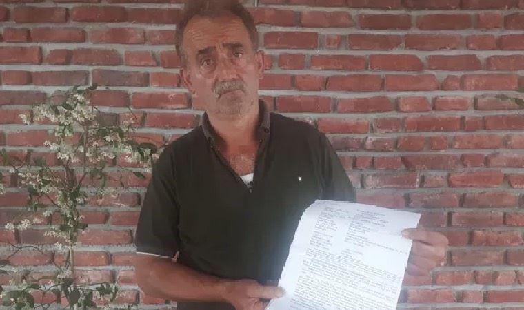 Ekonomiyi eleştiren Erdoğan'ın köylüsü gözaltına alındı