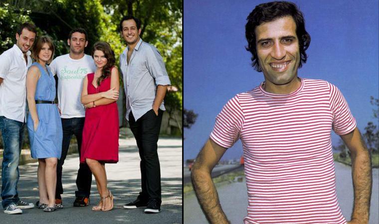 Kemal Sunal ve Kavak Yelleri dizisi TBMM'de hedef alındı