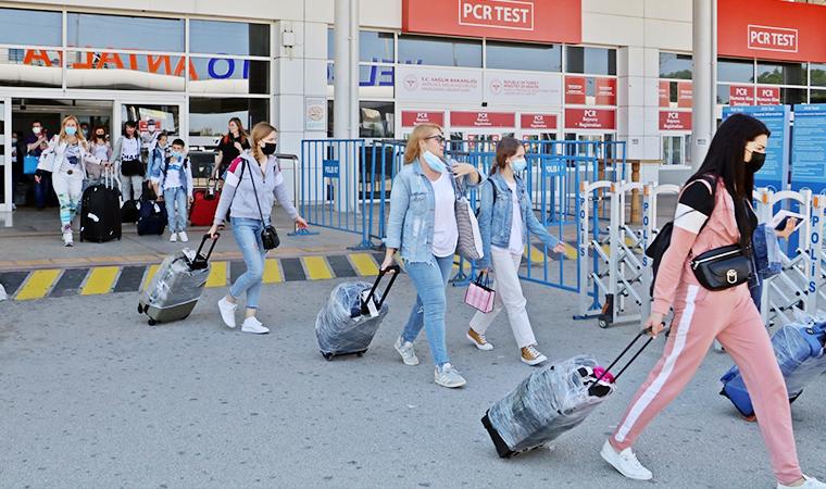 Türkiye'ye uçuşlar için tarih verildi