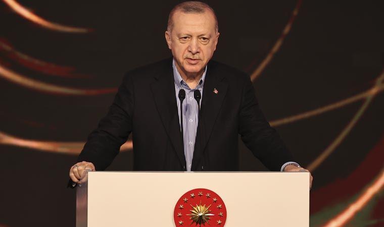 Erdoğan'ın dili sürçtü! Kürsüde 'Suriye' gafı