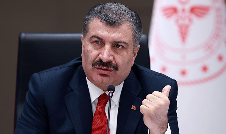 Sağlık Bakanı Fahrettin Koca, son 24 saatte yapılan aşı sayısını açıkladı