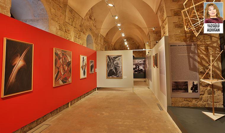 Sanatın peşinde, Mardin'de