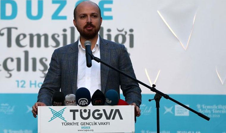 Bilal Erdoğan'ın kurucusu olduğu TÜGVA, giysi kumbaralarına da göz dikti