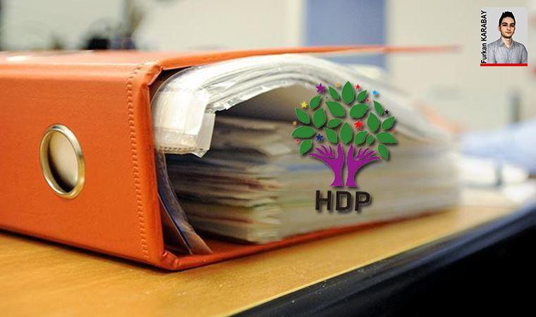 HDP dosyasından gizli tanıklar çıktı