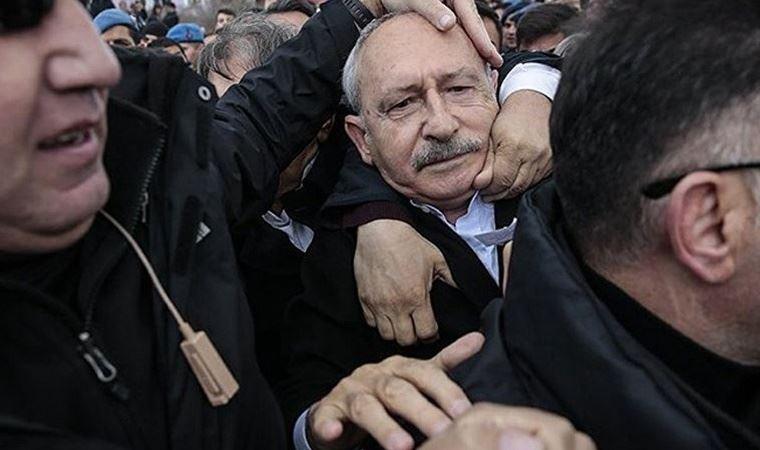 Kemal Kılıçdaroğlu'na linç girişimi davası ertelendi