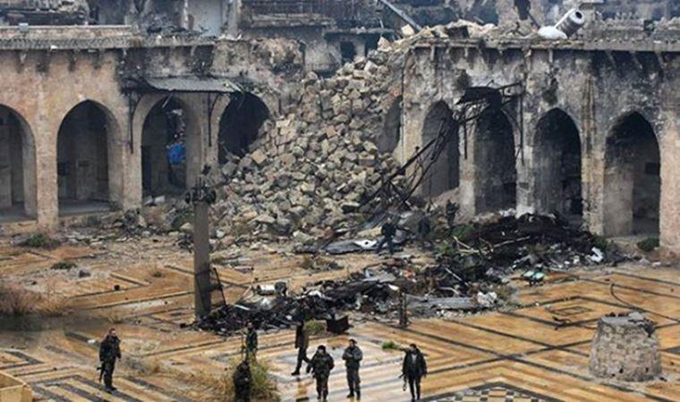 Suriye böyle talan edilmiş!