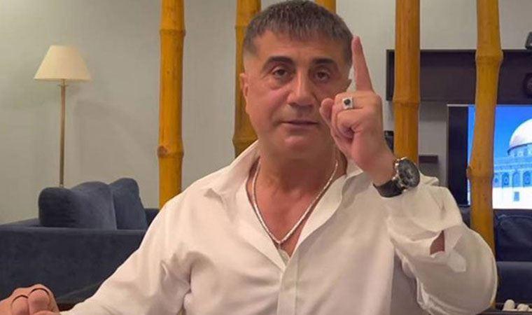 Sedat Peker AKP'li ismi işaret etti