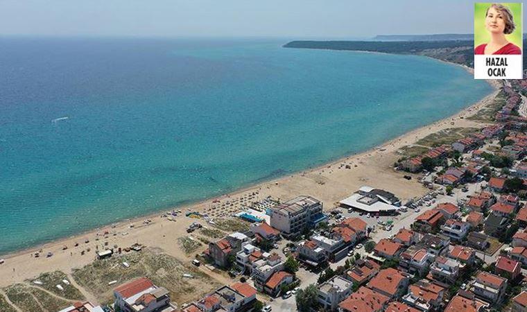 Doğa harikası Saros'ta kıyıları işletmeye açma inadı