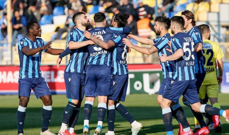 Adana Demirspor, sosyal medyadan şampiyonluk belgeseli yayımladı