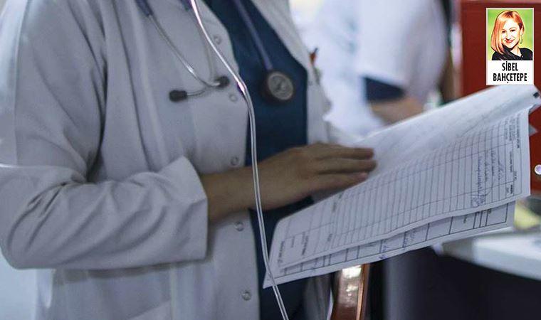 Tıp fakültesinde hekimlerin andına müdahale