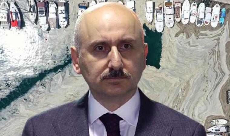 Bakan Karaismailoğlu'na  göre 'Kanal İstanbul müsilajı bitirecek'
