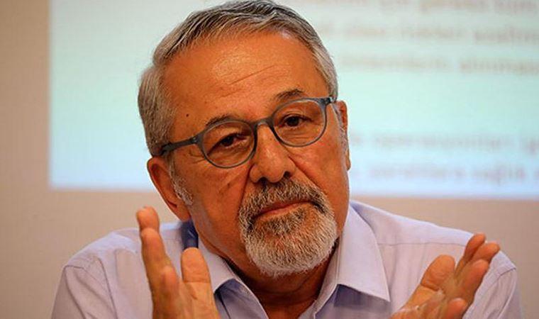 Prof. Dr. Naci Görür: Sayın Ulaştırma Bakanımızın müsilaj sorununa çözüm olarak Kanal İstanbul'u göstermesi hayret verici ve üzücü