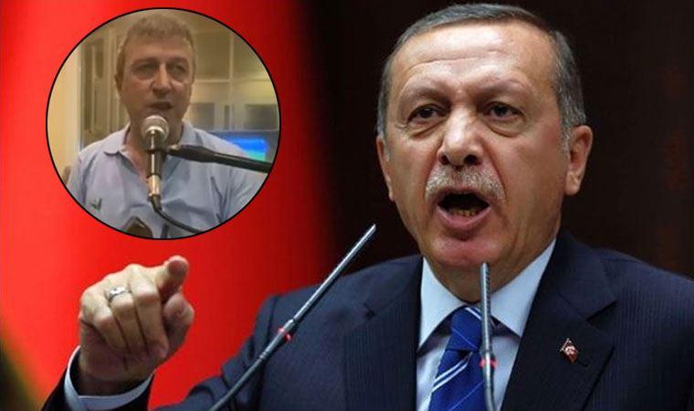 Erdoğan'ın yakın akrabası Peker'e destek oldu ve AKP'ye sert sözler söyledi