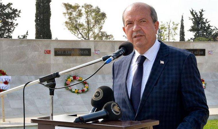 KKTC Cumhurbaşkanı Tatar'dan 'Kapalı Maraş' açıklaması