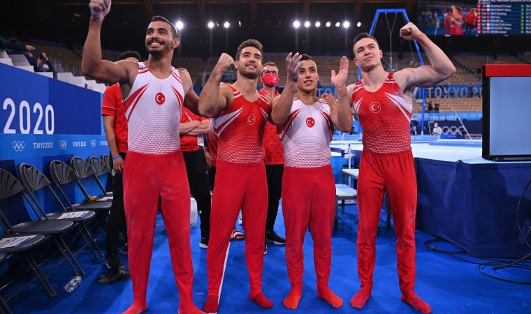 TOKYO 2020   Artistik cimnastikte 4 sporcu finale kaldı