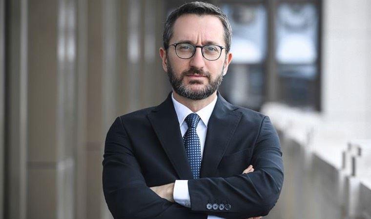 """Fahrettin Altun'dan """"Fransa"""" açıklaması"""