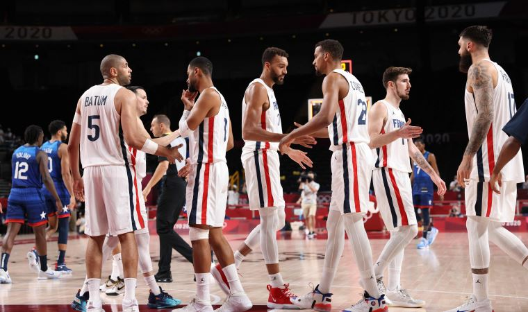 NBA yıldızları olimpiyatta sessiz kaldı