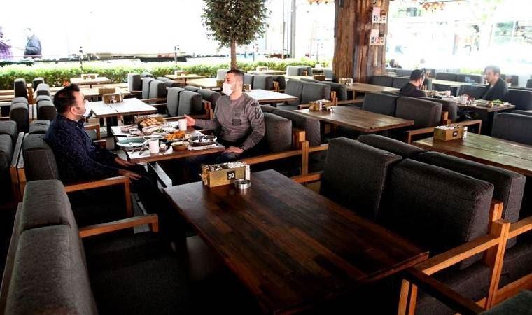 Kafe, restoran ve oteller için flaş talep