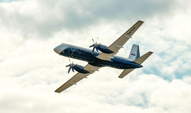 'Kıyamet günü uçağının' üretimi başladı