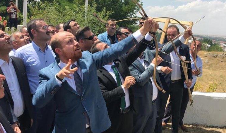 Bilal Erdoğan'ın etkinlik düzenlediği alanda ne oluyor?