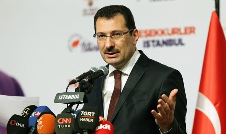 AKP'li Ali İhsan Yavuz yine 'bir şey' dedi