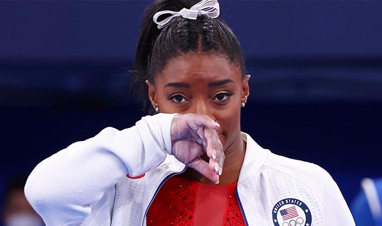 Yıldız sporcu olimpiyatlardan çekildi