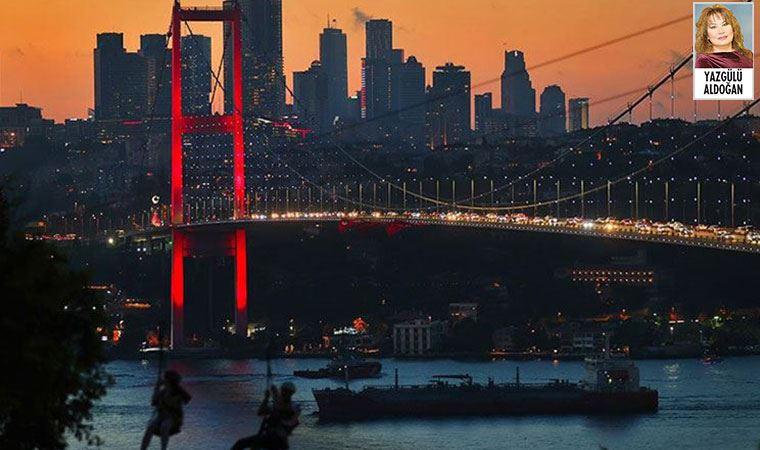 Hayaller Batılı İstanbul, gerçekler Ortadoğu!