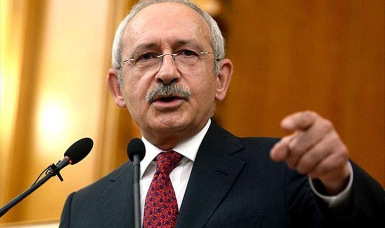 Kılıçdaroğlu: Devlet bunu mutlaka tespit edecek