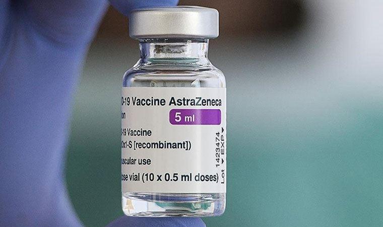 AstraZeneca aşısında yeni adım