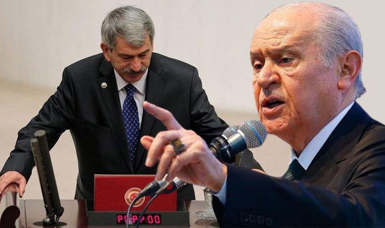 Bahçeli'nin eski sağ kolundan AKP iktidarına sert sözler