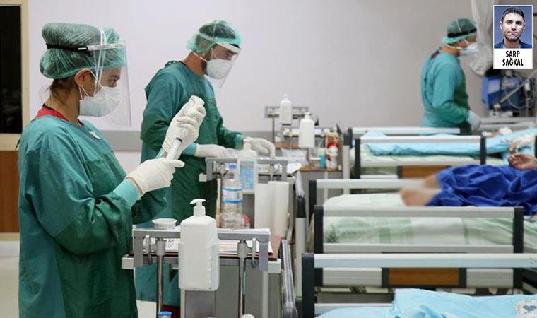 Sağlık çalışanlarının son durumu nasıl? ATO açıkladı
