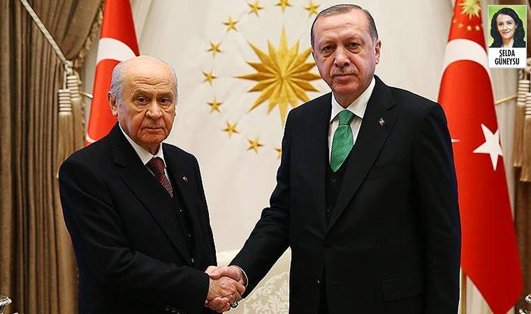 AKP, MHP'ye kapıyı açtı