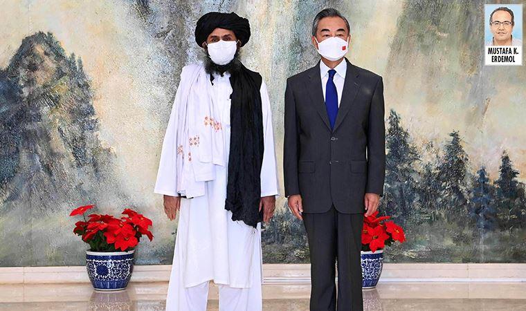 Çin-Afganistan ilişkilerinde önemli değişikliklere gidiliyor