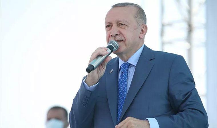 Erdoğan'dan 'yangında suikast' iddiası açıklaması