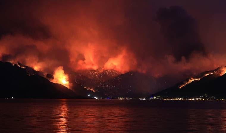 74 yangın kontrol altında, 11 yangın devam ediyor