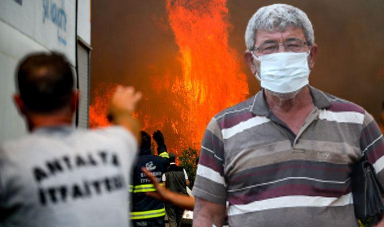 Yangında öldü sanılan kişi yaşadıklarını anlattı