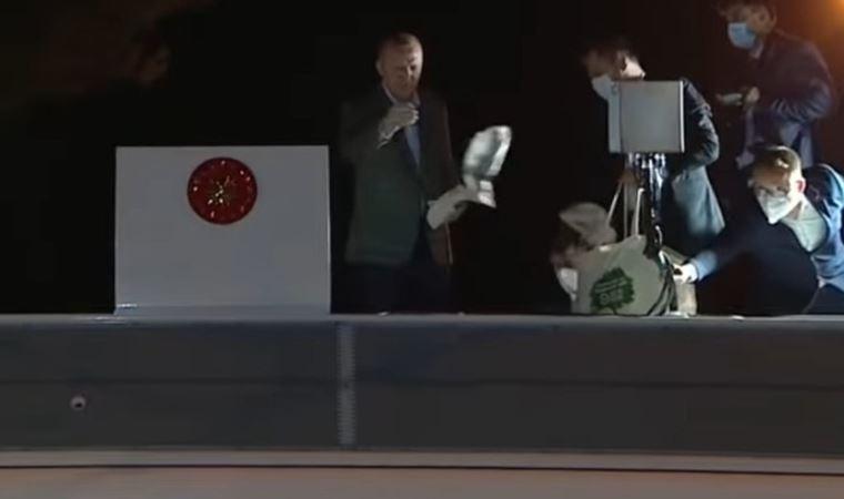 Erdoğan'ın Marmaris'te kimlere çay attığı ortaya çıktı