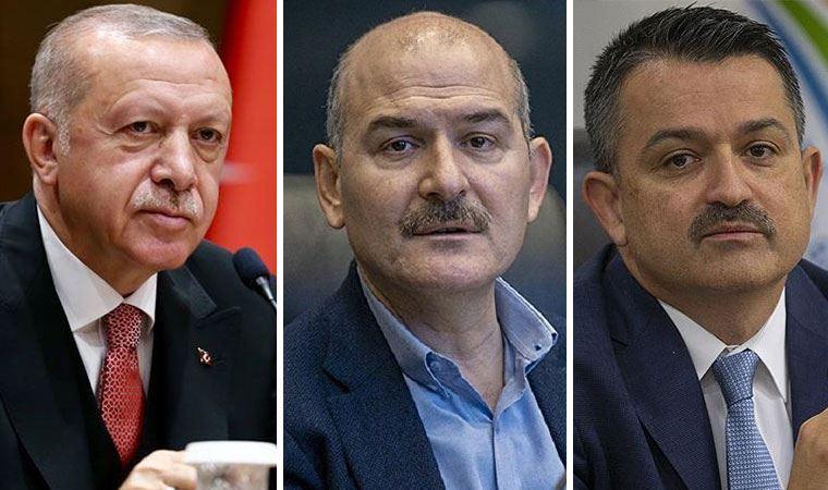 Erdoğan, Soylu ve Pakdemirli hakkında suç duyurusu