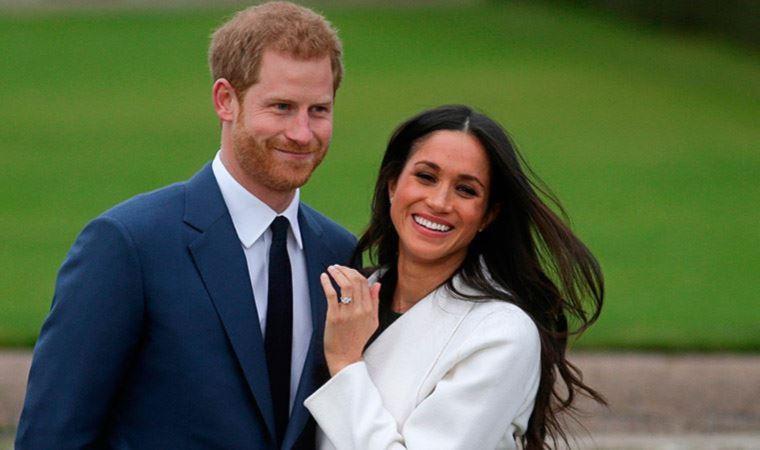 Prens Harry ve Meghan Markle'dan 'Afganistan' açıklaması