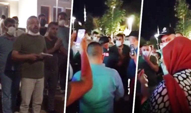 AKP'nin kalesinde esnaf sokağa indi